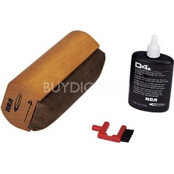 RD1006 D4+ Vinyl Record Cleaning Fluid System with Dust Brush