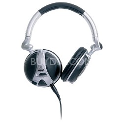 K181 DJ High Performance Closed-Back DJ Headphones