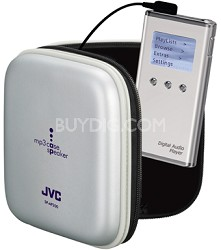 Portable Digital Audio Player Case w/ built in NXT Flat-panel speaker