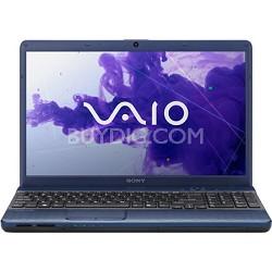 """VAIO VPCEH36FX/L 15.5"""" Notebook PC -  Intel Core i3-2350M Processor"""