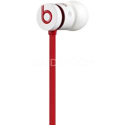 urBeats In-Ear Headphones - Gloss White