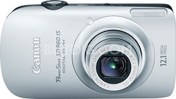 PowerShot SD960 IS Digital ELPH Digital camera  - 12.1 Megapixel - 4 x silver