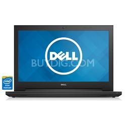 "Inspiron 15 15.6"" Touch HD i3542-3334BK Notebook PC - Intel Pentium 3558U Proc."