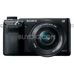 Alpha NEX-6 16.1 MP Camera with 16-50mm Lens