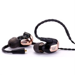 W50 Signature Series Premium In-Ear Monitor Noise Isolating Headphones - 78505
