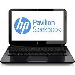 "Pavilion Sleekbook 14.0"" 14-b013nr Notebook PC - Intel Core i3-3217U Processor"