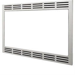 """27"""" Stainless Steel Trim Kit for 2.2 Cubic Foot Microwaves - NNTK922SS"""