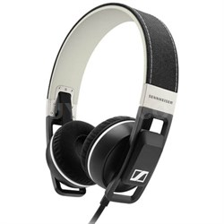 URBANITE Over-Ear Headphones for iOS - Black