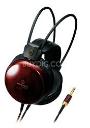 ATH-W3000ANV Wood Headphones EXCLUSIVE Factory Refurb