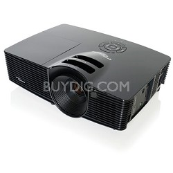 Optoma HD141X Full 3D 1080p DLP Home Theater Projector - Factory Refurbished