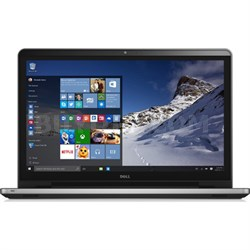 "i5759-8835SLV Inspiron 17.3"" Touchscreen Notebook Intel i7-6500U - OPEN BOX"