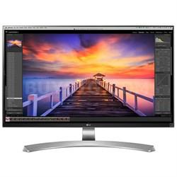 "27UD88-W 27"" Class 4K UHD (3840 x 2160) IPS LED Monitor"