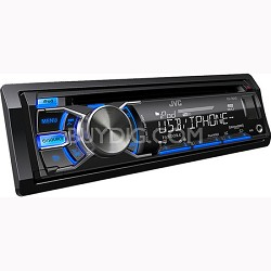USB/CD Receiver with Front AUX (KD-R640) - OPEN BOX
