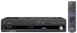 DMR-EZ37K Progressive DVD/VCR Combo Recorder (Black) w/ DV Input