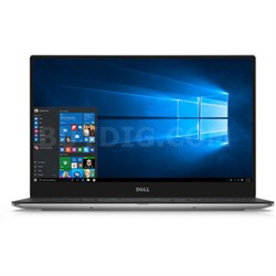 "Dell XPS 13 13.3"" QHD+ Touch 256GB SSD i5-6200U 8GB RAM Notebook XPS9350-4007SLV"