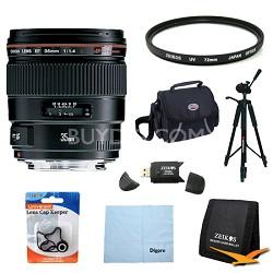 35mm f/1.4L USM Lens Exclusive Pro Kit