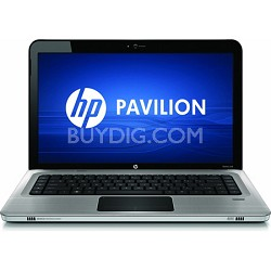 "Pavilion 15.6"" dv6-3250us Entertainment Notebook PC Intel Core i5-480M Processor"