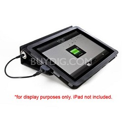 VPP-003-BLK Pebble Folio Battery Charger for all iPad models