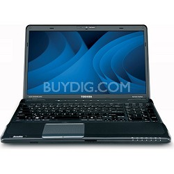 "Satellite 15.6"" A665-S5184 Notebook PC Intel Core i7-2630QM Processor"