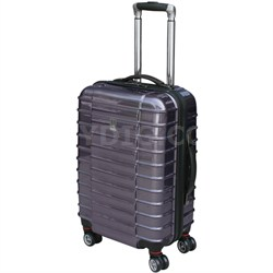 Freerun 20-inch Carry On Luggage Hardside Spinner Suitcase (Purple) - 2020T6011