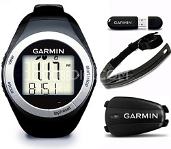 Forerunner 50 Sports Watch, Automatic Sync w/ HRM + Foot Pod + USB ANT Stick