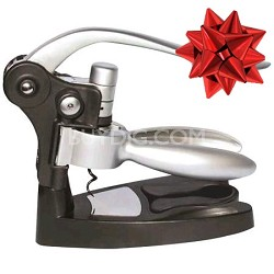 Lever Arm Effortless Corkscrew - Holiday Gift Special!