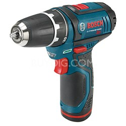 "PS31-2A 12V Max 3/8"" Lithium Ion Drill Driver with 2 2.0Ah Batteries"