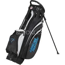 NFL Carolina Panthers Golf Carry Bag