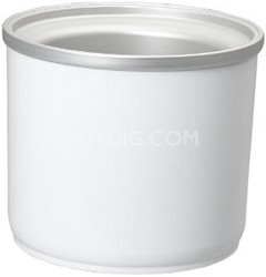 1-1/2 Quart Ice Cream Maker Freezer Bowl