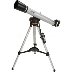 80LCM Computerized Telescope (Black)