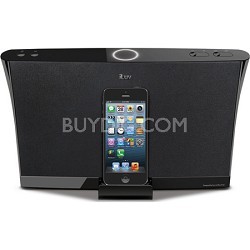 Aud 5 High-Fidelity Speaker Dock for iPod Touch and iPhone 5 w Lightning Connect