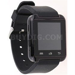 Smart Watch with Notifications for Android - Black (XSW4-1003)