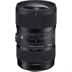AF 18-35mm f/1.8 DC HSM ART Lens for Canon SLR
