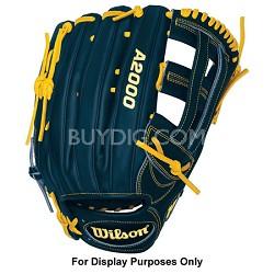 """A2000 Ryan Braun Game Model Fielder Glove - Left Hand Throw - Size 12.75"""""""