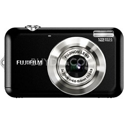 FINEPIX JV100 12 MP Digital Camera (Black)