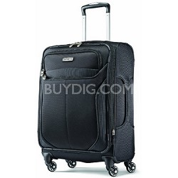 """LIFTwo 21"""" Spinner Luggage (Black)"""