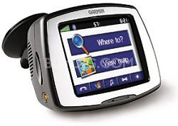 StreetPilot c580 Portable Car navigation GPS Receiver w/ MSN Dynamic Content