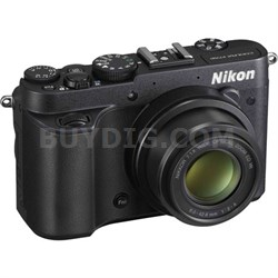 COOLPIX P7700 12.2MP 3-inch LCD Digital Camera (Black) Refurbished