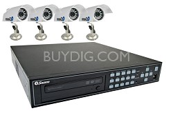 DVR4-8500AI MAXI Day/Night Kit (SW244-4DL)