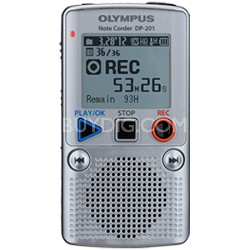 DP-201 - Digital Voice Recorder