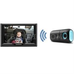 babyCam Child Monitor with Navigation Bundle - 010-01532-B0