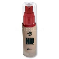 HD 12 HR Liquid Foundation, Pump - Natural Beige, 30ml/1.01fl oz