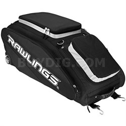 PROWBI2 - Pro Preferred Wheel Bag with Waterproof Speakers - OPEN BOX