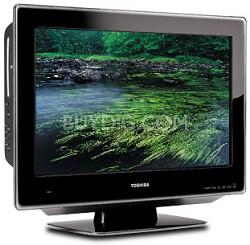 "26LV610U - 26"" High-definition LCD TV w/ built-in DVD Player (Hi-Gloss Black)"