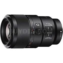 SEL90M28G - FE 90mm F2.8 Macro G OSS Full-frame E-mount Macro Lens - OPEN BOX