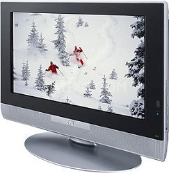 "LT-26X575 26"" High Resolution W-XGA LCD TV (Silver)"