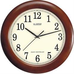 """12.5"""" Atomic Analog Clock - WT-3122A"""