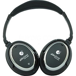 NC510B Able Planet Sound Clarity Around-the-Ear Noise Canceling Headphones
