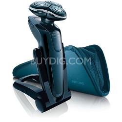1250x/40 SensoTouch 3d Electric Shaver, Black - OPEN BOX