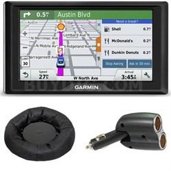 Drive 50 GPS Navigator (US and Canada) 010-01532-08 Mount + Car Charger Bundle